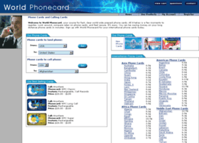 worldphonecard.com