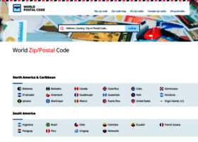 worldpostalcode.com
