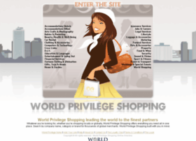 worldprivilegeshopping.com