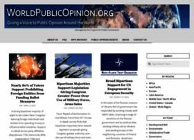 Worldpublicopinion.org