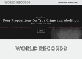 worldrecordsjournal.org