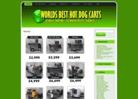 worldsbesthotdogcarts.com
