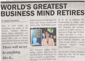 worldsgreatestbusinessmind.com