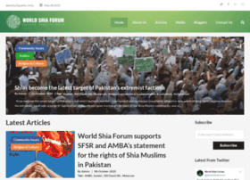 worldshiaforum.org