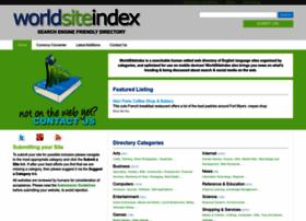 worldsiteindex.com