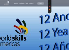 worldskillsamericas.com