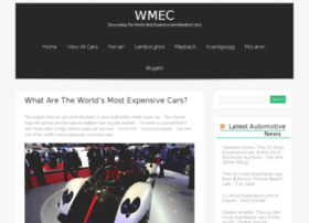 worldsmostexpensivecar.com