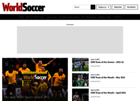 worldsoccer.com