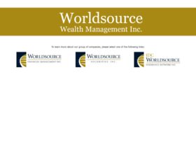 worldsourcewealth.com