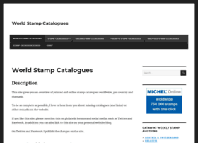 worldstampcatalogues.com