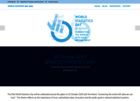 worldstatisticsday.org