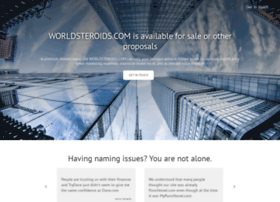 worldsteroids.com