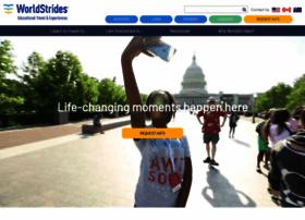 worldstrides.org