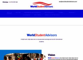worldstudentadvisors.uk