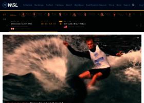 worldsurfleague.com