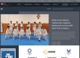 worldtaekwondofederation.net