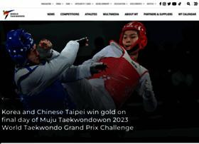 worldtaekwondofederation.net