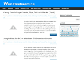worldtechgaming.blogspot.in