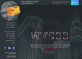 worldticketconference.com