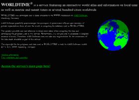 worldtime.com