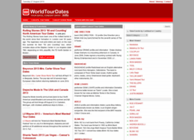 worldtourdates.info