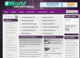 worldtradeshowdisplays.com