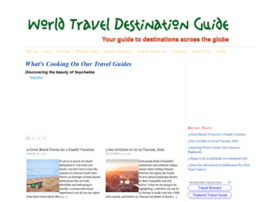 worldtraveldestinationguide.com