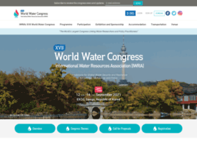 worldwatercongress.com