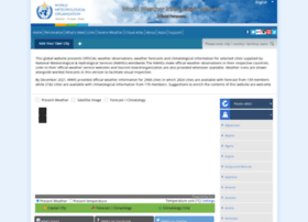 worldweather.wmo.int