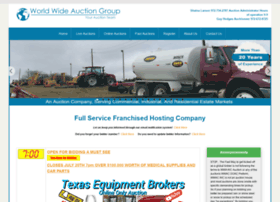 worldwideauctiongroup.com