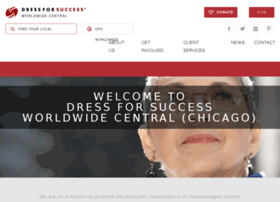 worldwidecentral.dressforsuccess.org
