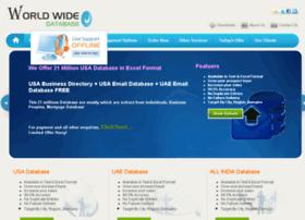 worldwidedatabase.info
