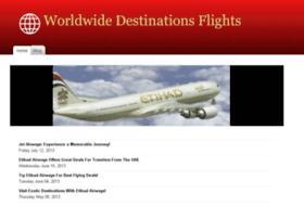 worldwidedestinationsflights.snappages.com