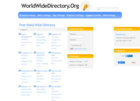 worldwidedirectory.org