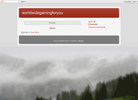 worldwidegamingforyou.blogspot.co.at