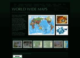 worldwidemaps.spiffystores.com