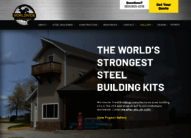 worldwidesteelbuildings.com