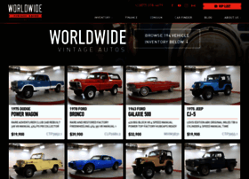 worldwidevintageautos.com