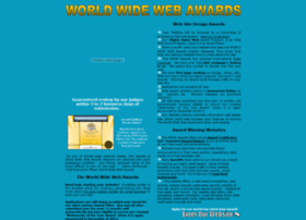 worldwidewebawards.net