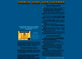 worldwidewebawards.net