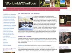 worldwidewinetours.com