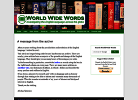 worldwidewords.org