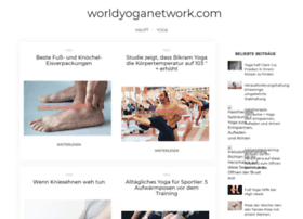 worldyoganetwork.com