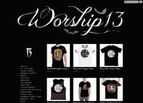 worship13.storenvy.com