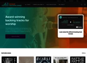 worshipbackingband.com