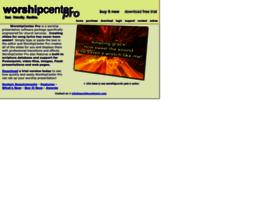 worshipcenterpro.com
