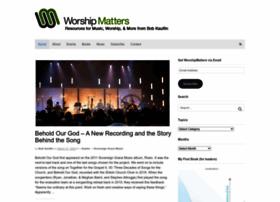 worshipmatters.com