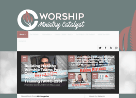 worshipministrycatalyst.com