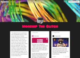 worshiptheglitch.com