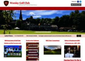 worsleygolfclub.co.uk